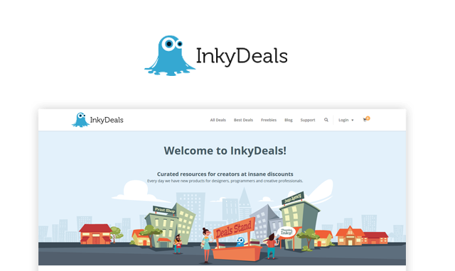 InkyDeals Coupon Code