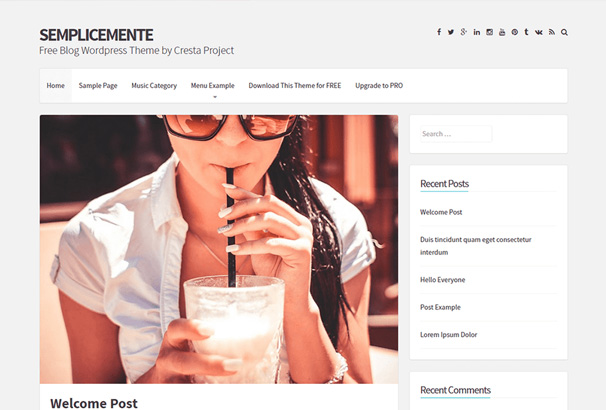 30+ Best Free Feminine WordPress Themes 2019