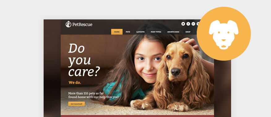 Best Animal WordPress Themes