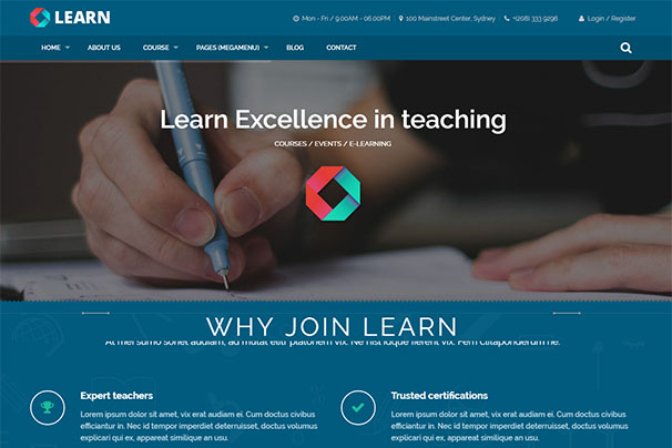 Learn - Education