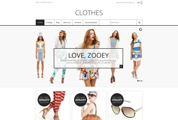 60 best fashion clothing shopify themes 2017 fashion store fandeluxe Images