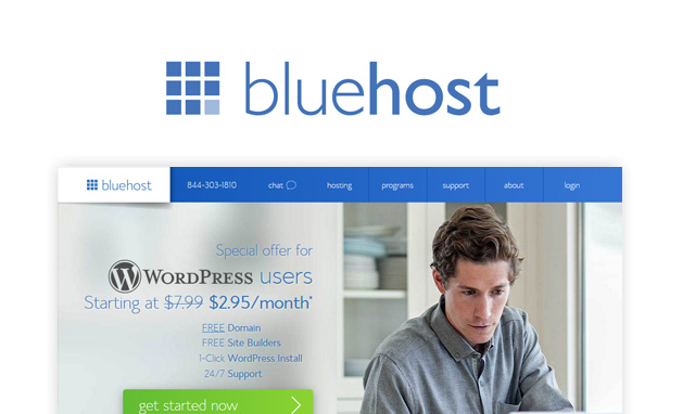 Bluehost Coupon Code 65% Discount
