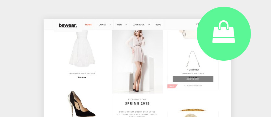 Fashion & Clothing Shopify Themes