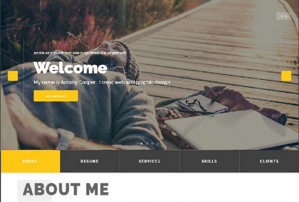 50+ Photography WordPress Themes for Photographers