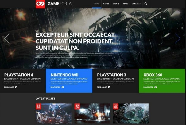 40+ Best Video Games WordPress Themes 2019 [Updated]