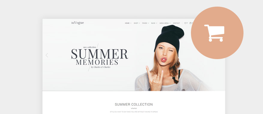 Fashion WooCommerce WordPress Themes