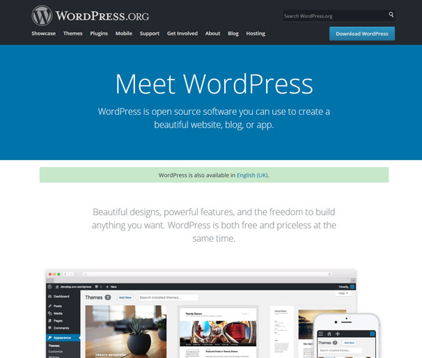 40+ WordPress Business Themes for Corporate Websites 2018