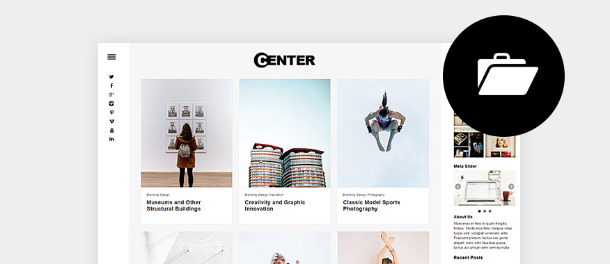 Portfolio WordPress Themes