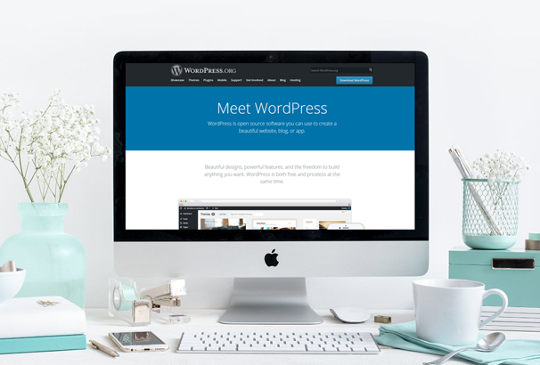 Start a Blog with WordPress