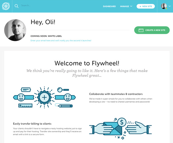 The Flywheel Dashboard