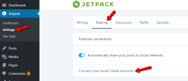 Complete Beginner's Guide to the Jetpack Plugin for WordPress