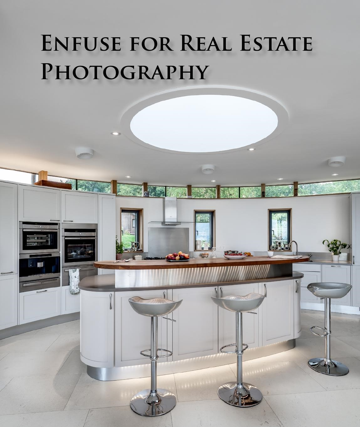 Enfuse for Real-estate photography