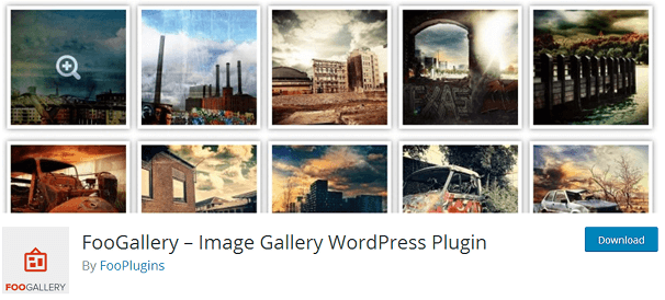 FooGallery WordPress Plugin