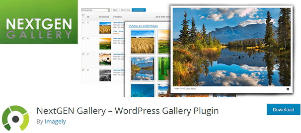 NextGEN Gallery - WordPress Plugin