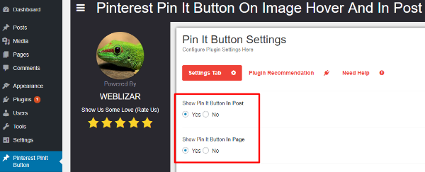 pinterest wordpress guide
