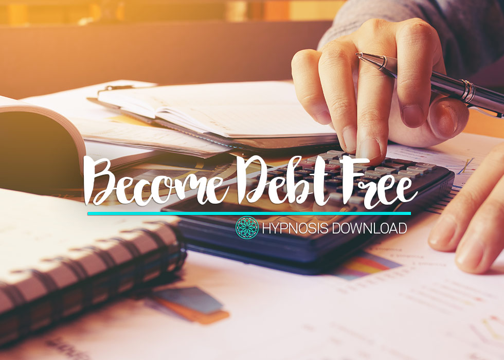Become Debt Free Hypnosis Download