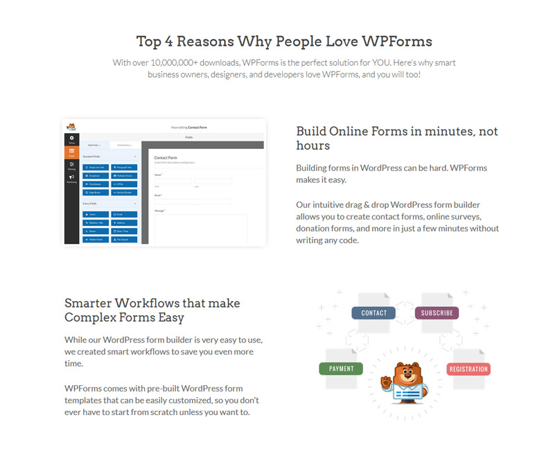 WPForms Review 2019: The Most Complete WordPress Forms Plugin?