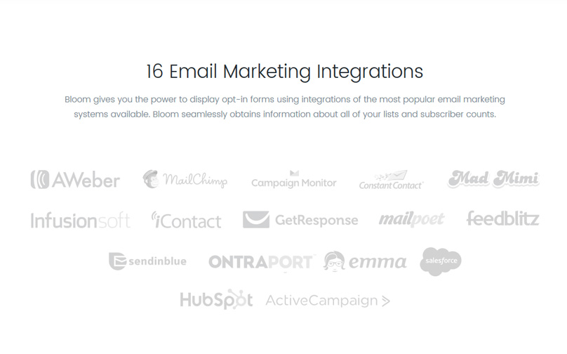 Email Integrations