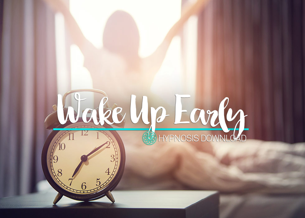 Wake Up Early Hypnosis Download